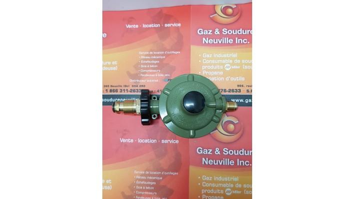 Régulateur propane 210 BTU
