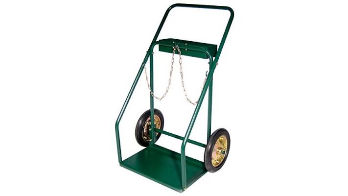 chariot à cylindre moyen