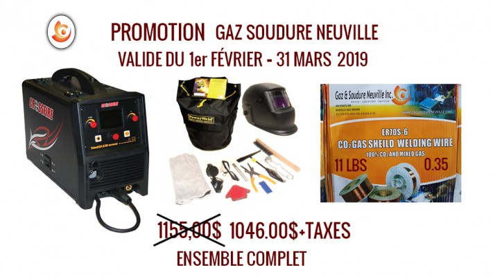 Soudeuse TriOn-210