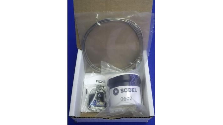 "Kit fil Sodel 602-12 (0,045"") (20 gr de flux 0602)"